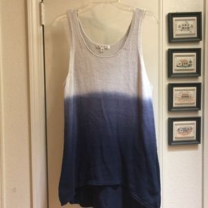 CAni limited edition sweater tank top